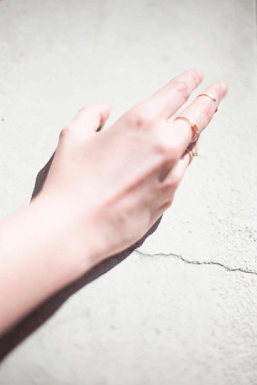 anillos diseño español independiente joyas migayo