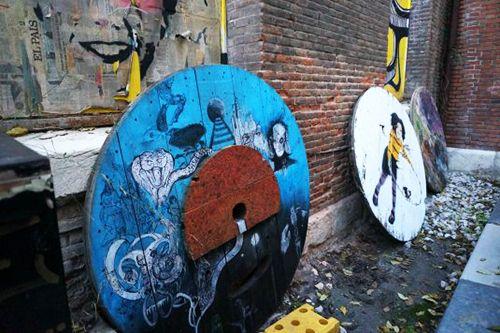 arte madrid atocha la neomudejar centro vanguardias