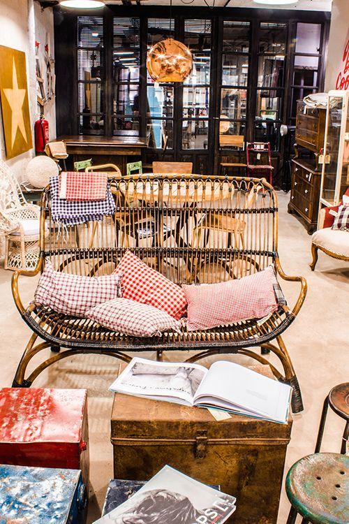 calma chechu maison extreme stand muebles decoracion