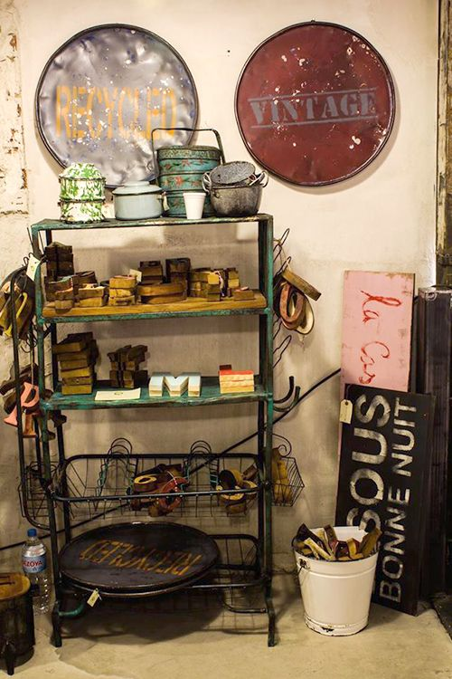 calma chechu muebles decoracion vintage restaurados importacion