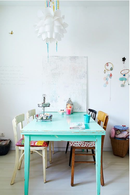 chalk paint diy tendencias decoracion bricolaje pintura ecologica 2