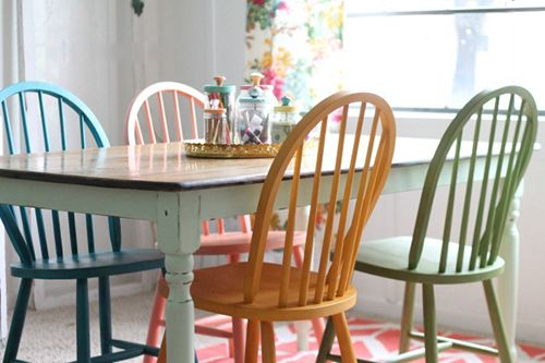 chalk paint tiza muebles decoracion sillas diy