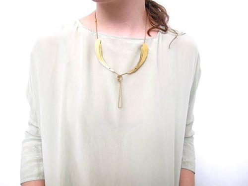 collar diseño independiente español migayo joyas
