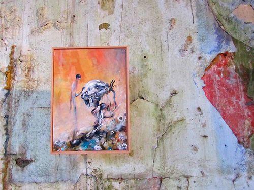 cuadro arte vanguardia centro la neomudejar atocha madrid