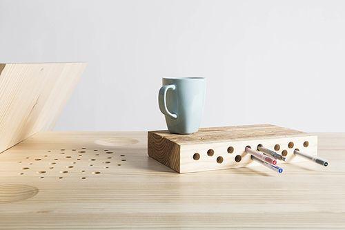 diseño mayice mesa desmontable