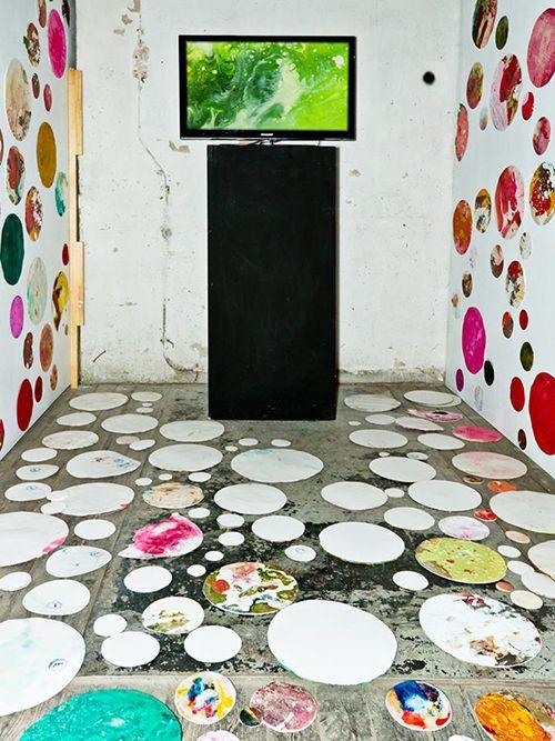 emma ferguson arte exposicion la neomudejar madrid atocha