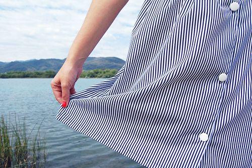 falda coleccion srta bolitas moda diseño accesorios bisuteria