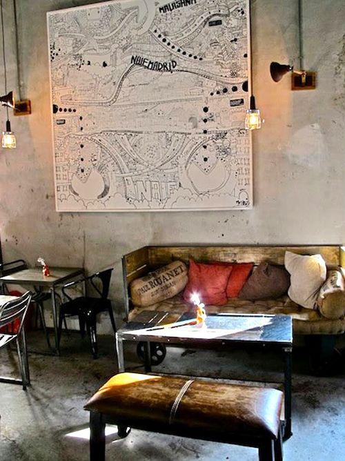interior madrid malasaña restaurante naif