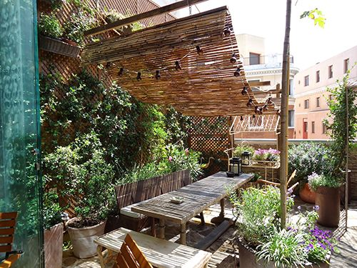 jardin secreto salvador bachiller madrid montera cafeteria