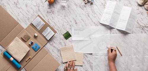 Fábrica de Texturas pone el handmade al alcance de todos