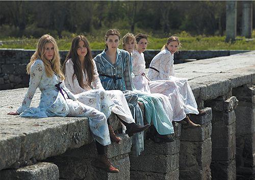 la costa del algodon lookbook camisones batas moda mujer