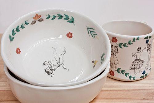 la malconttenta vajilla ceramica ideas regalo dia de la madre decoracion diseño