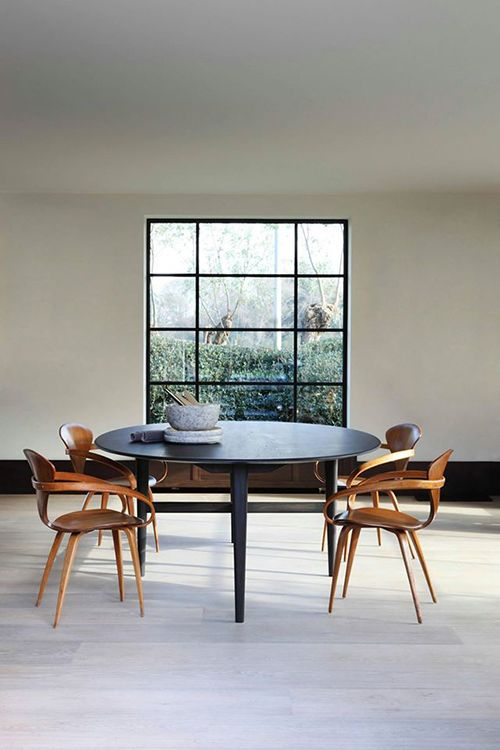 mesa comedor blcstone sllipse firma diseño sostenible ethnicraft