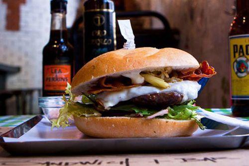 naif hamburguesa comida restaurante madrid