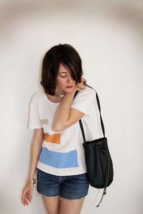 ropa vintage moda retro online shopping facebook vistase señora