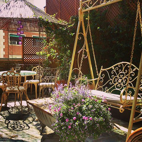 salvador bachiller montera tienda cafeteria jardin secreto madrid