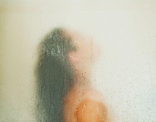 creatividad en la ducha