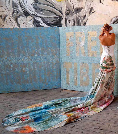 La neomudéjar, el espacio en Madrid para el arte más vanguardista