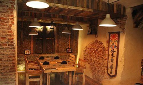 yugo the bunker restaurante japones madrid barrio de las letras julian marmol