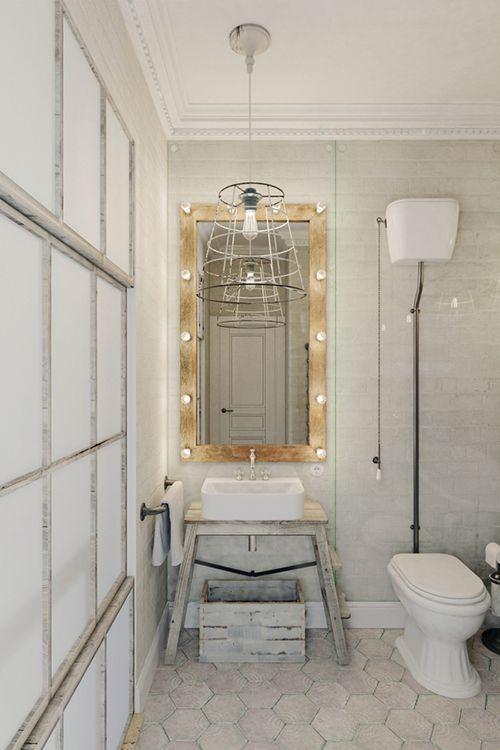 baño apartamento estilo industrial interiorismo anton medvedev praga