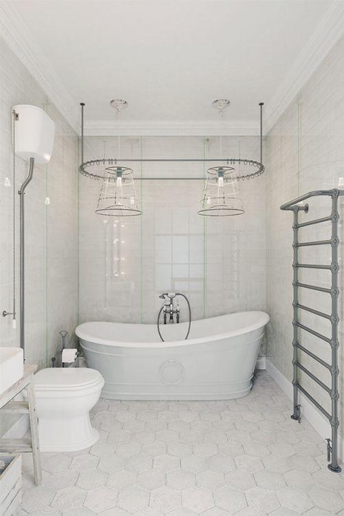 baño apartamento pequeño estilo industrial interiorismo anton medvedev