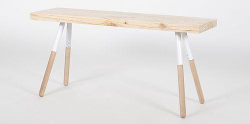 banco madera lebrel diseño