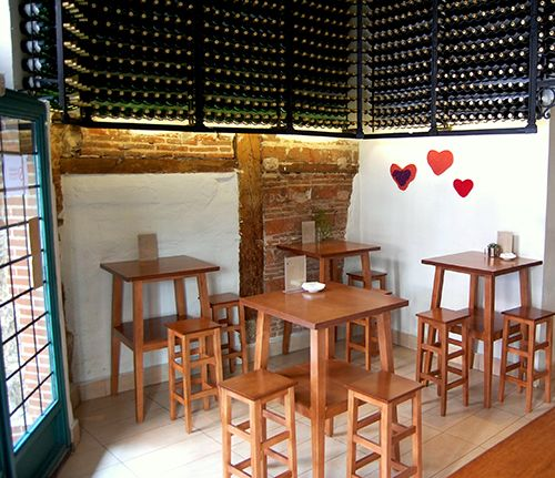 bar restaurante tapas lambuzo madrid cocina gaditana