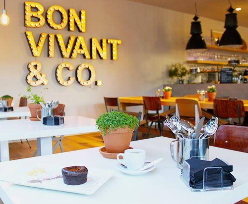 bon vivant & co madrid chueca restaurante bar