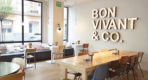 bon vivant interior decoracion madrid chueca bar bruncg