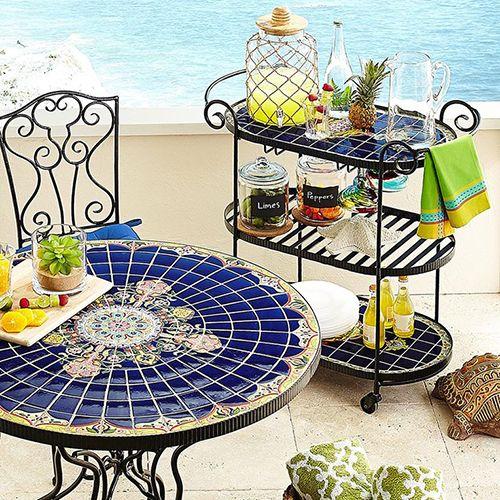 camarera exterior piscina jardin ides decoracion almacenaje