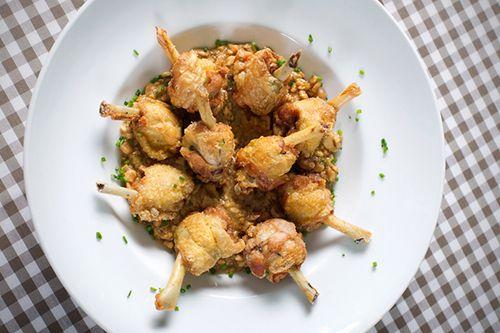 chupa chups pollo corral el apartamento cocina tradicional restaurante madrid
