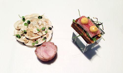 comida diverxo restaurante nh eurobuilding david muñoz