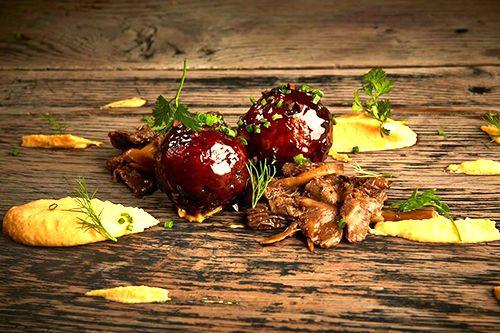 comida plato carta restaurante triciclo madrid