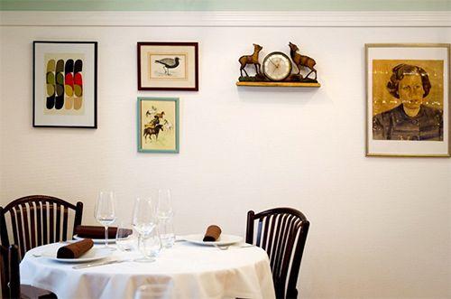 El Apartamento, el restaurante más hogareño de Madrid