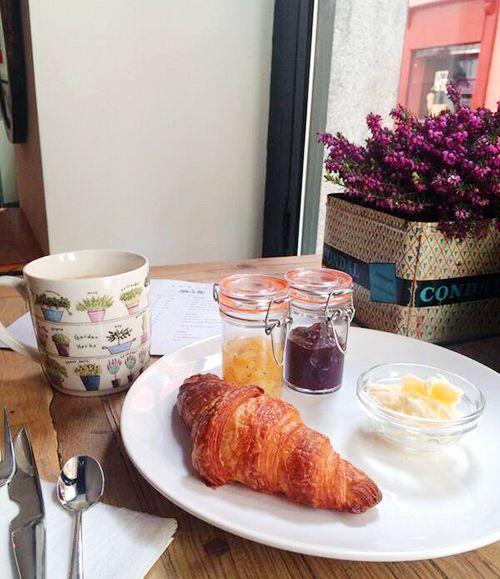 desayuno tandem madrid bar restaurante barrio de las letras
