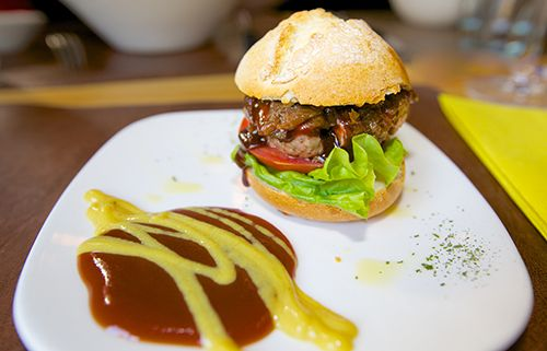 hamburguesa comida bar tapas lo siguiente madrid
