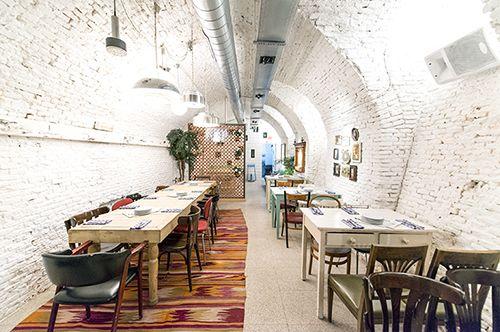 la musa la latina restaurante madrid