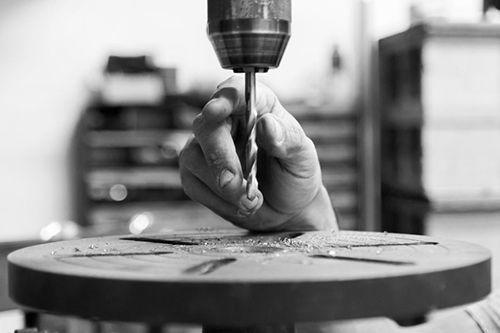 lebrel trabajo artesanal diseño muebles valencia