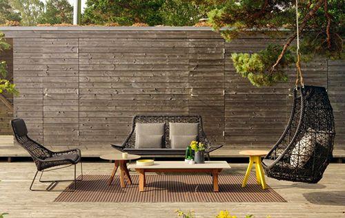 muebles diseño exterior kettal españa