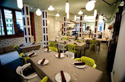 office el apartamento restaurante barrio de las letras madrid