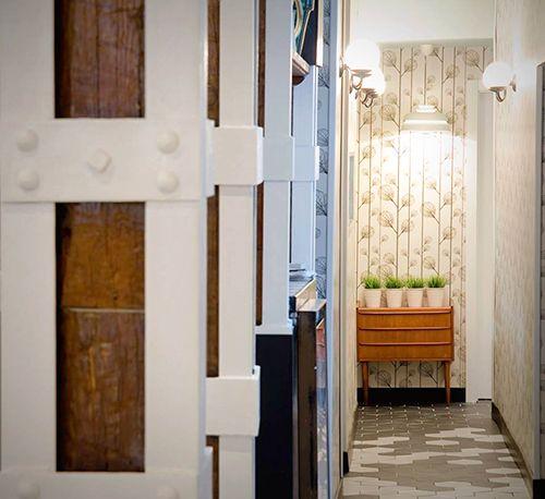 pasillo el apartamento madrid restaurante