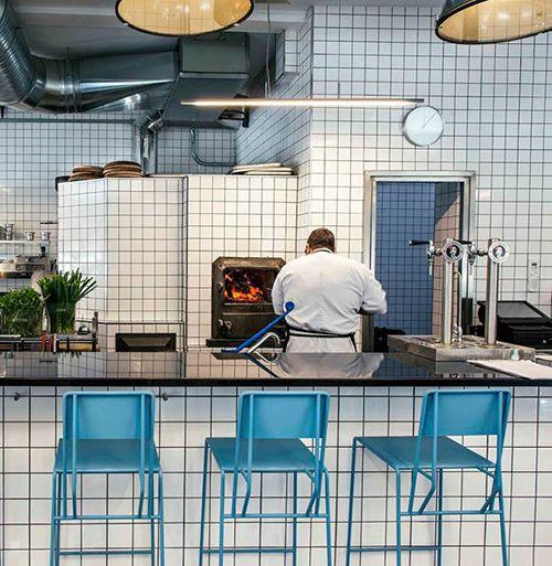 Picsa, una pizzería argentina en Madrid