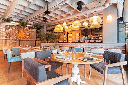 restaurante marieta madrid castellana