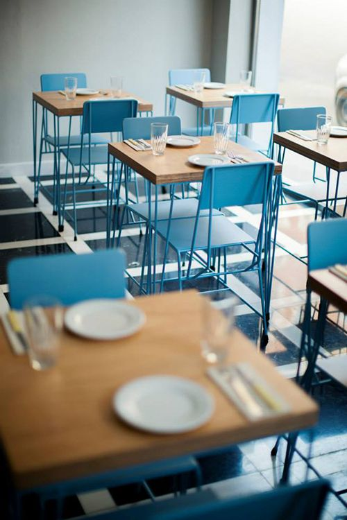 sala interior piezzeria picsa madrid
