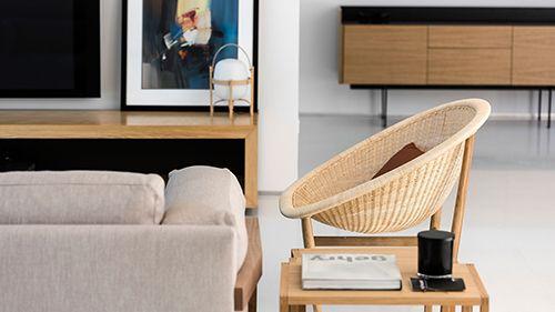 silla kettal diseño muebles europeo