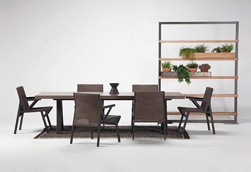 Kettal impecable dise o de mobiliario exterior for Kettal muebles
