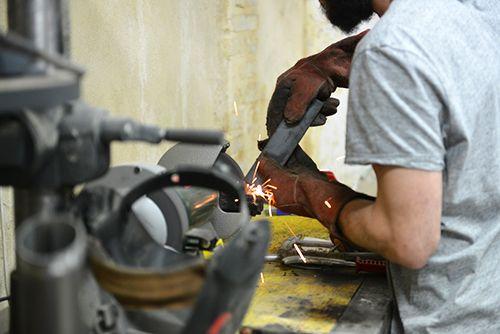 taller artesania diseño lebrel valencia
