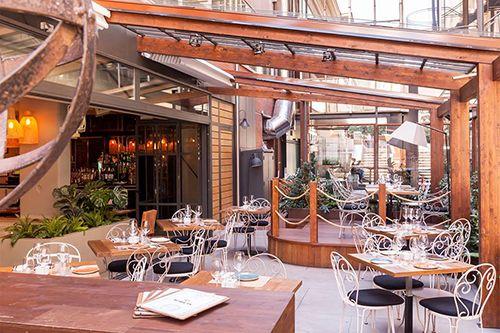 terraza madrid restaurante marieta