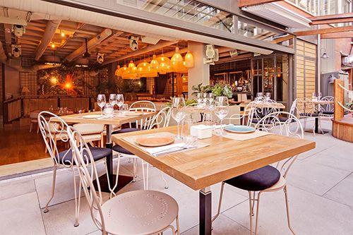 terraza marieta restaurante madrid