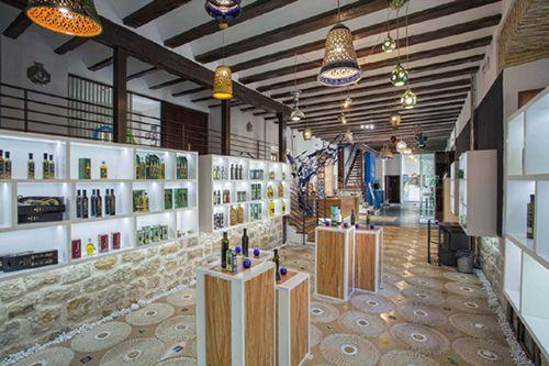 tienda-aceiteyartesania-moreandmore diseño estudio interiorismo